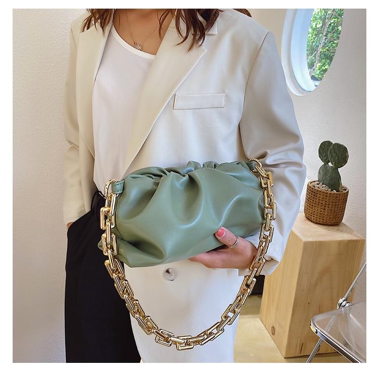 The Chain Pouch Handbag