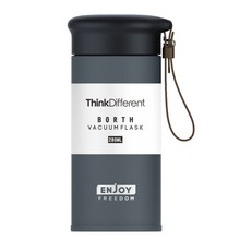 300ml Quality Travel Mug Vacuum Flasks Stainless Steel Thermos Bottle Car Thermo Cup Coffee Tea Portable Student Thermo Mug cheap querida Lovers CE EU Vacuum Flasks Thermoses bottles974 6-12 hours Eco-Friendly Stocked Mini Straight Cup Gift Cup Creative trend portable student children s mug