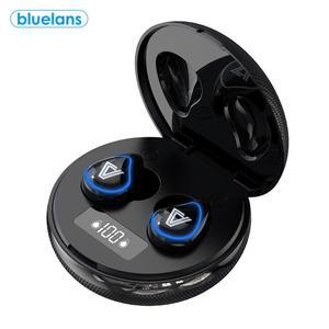 Универсальные Bluetooth 5,0 наушники, спортивные водонепроницаемые 9D стерео A29 TWS беспроводные наушники, стереонаушники, музыкальные наушники