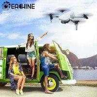 3 días de llegada-Eachine EX5 RC Drone 30 minutos tiempo de vuelo MINI Drone 5G WIFI GPS FPV HD 4K cámara sin escobillas plegable Quadcopter