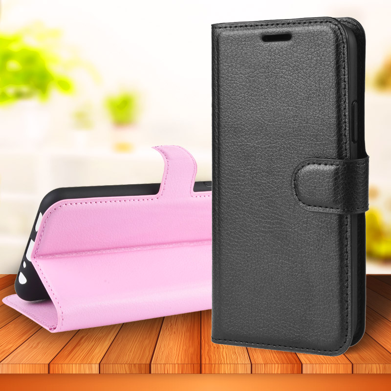 For Sharp Aquos R2 Compact R3 Sense 2 3 Lite Plus Zero Android One S3 S5 Luxury PU Leather Wallet Stand Flip Phone Case Cover
