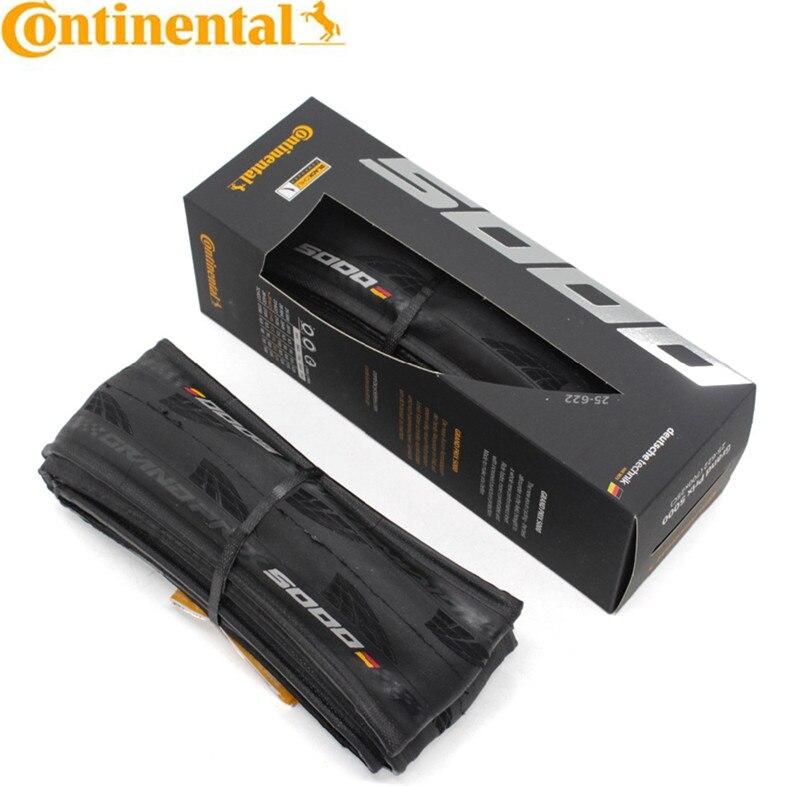 Continental Grand Prix GP 5000 pneu 700x23c/25c/28C route vélo pneu pliable/boîte