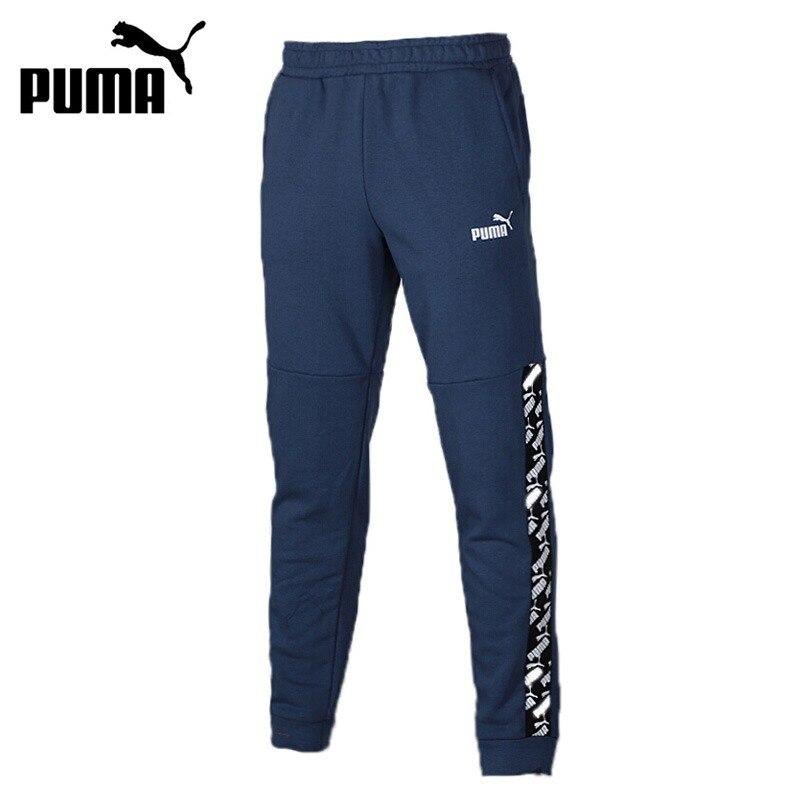 Оригинальные мужские спортивные брюки с усилением, Новое поступление|Беговые штаны|   | АлиЭкспресс
