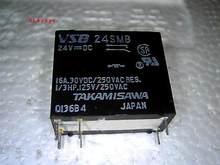 VSB-12MB 12VDC único grupo 16A 6 pin relé