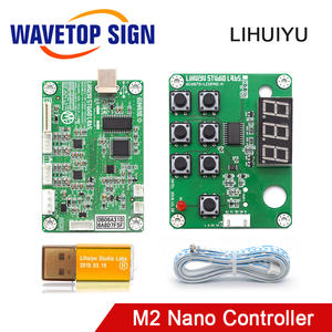 Wavetopsign Main-Board Control-Panel Engraver-Cutter Nano B-System DIY M2 3020 Dongle