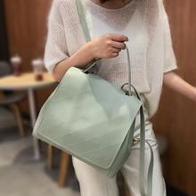 Fashion Leather Backpack Female Women School Bags Backpack f