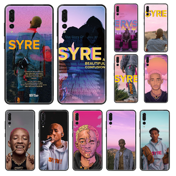 Jaden Smith Phone case For Huawei P 8 10 20 30 Smart Plus 2019 Z Lite Pro 2017 2019 black trend coque tpu cover art funda image