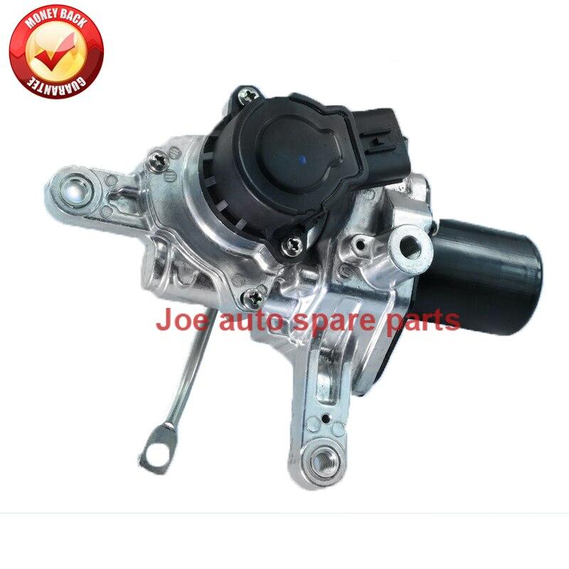 Турбокомпрессор CT16V Соленоидный клапан электрический электронный привод для Toyota Hilux / Landcruiser 3,0 KZN130 1KD-FTV 1KD