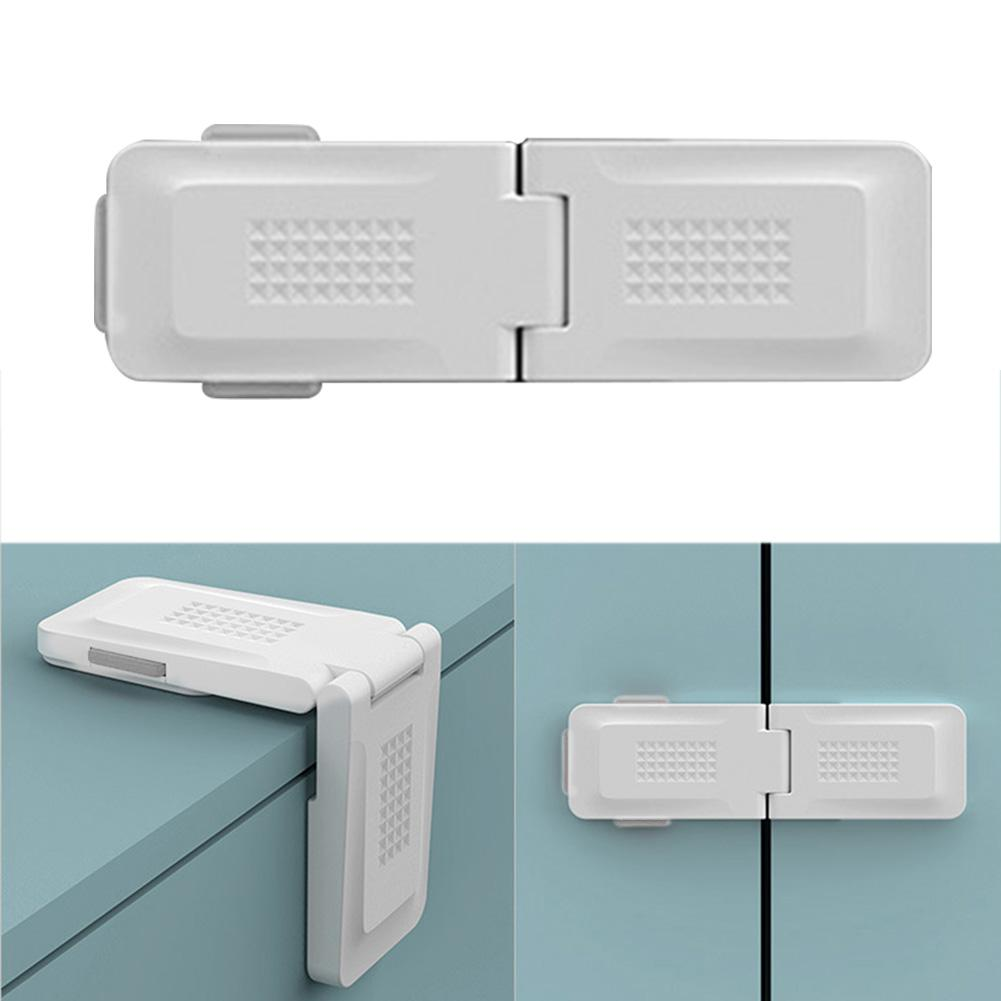 3Pcs/Lot Protecting Baby Safety Security Lock For Refrigerator Cabinet Drawer For Children Baby Safety Protection Supplies