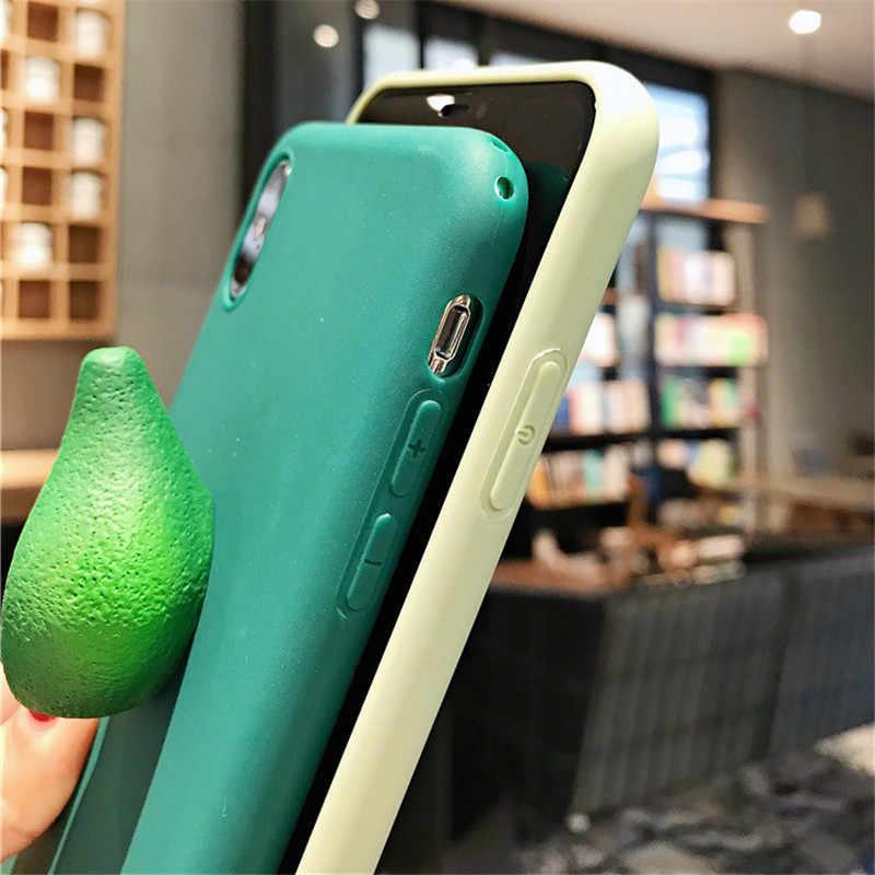 3D ผักผลไม้ซิลิโคนนุ่มสำหรับ Samsung Galaxy A50 A10S A20 A30 A40 A70 A80 M20 M30 A8A6 PLUS a7 2018 A9 coque COVER