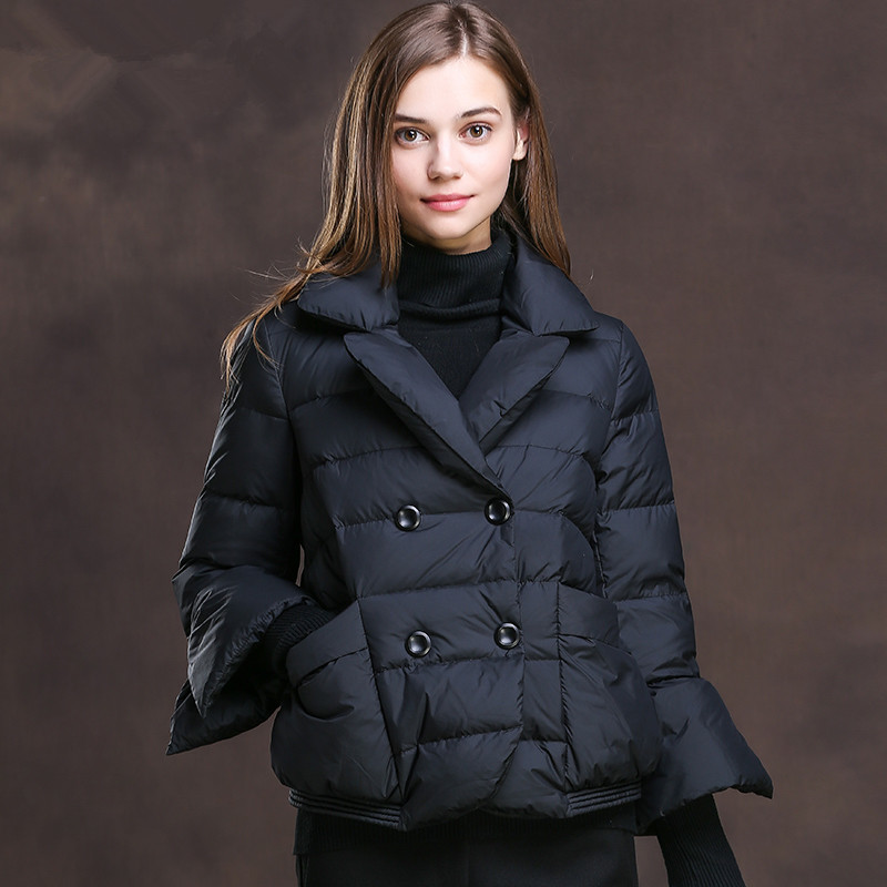 Jacket Down Women's Winter Jacket Women Clothes 2020 Down Coat Female Korean Jackets Short Overcoat Chaqueta Mujer MY S