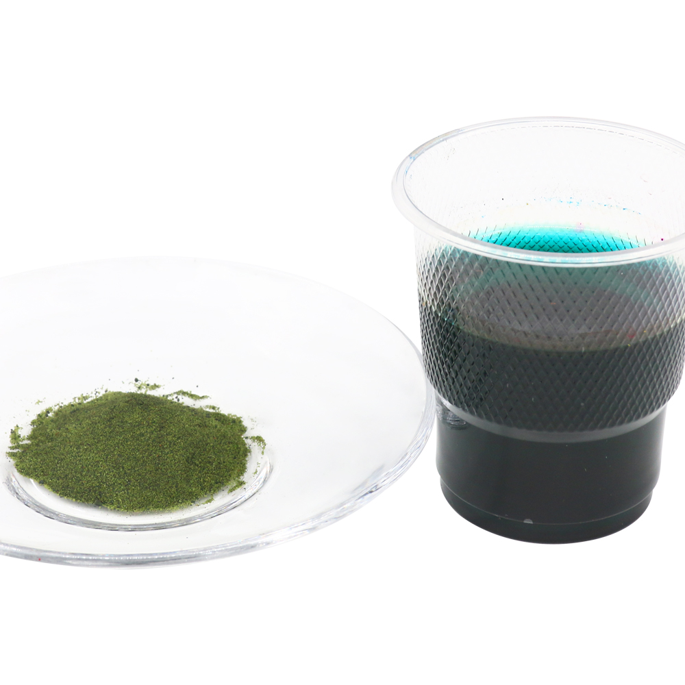 10g Blue-green Color Acid Powder For Paint Nail Art,Direct Clothing Dye Textile Dyestuffs Clothing Renovation Stain