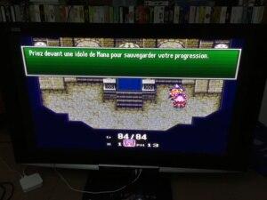 Image 2 - ألعاب 16Bit ** تجارب مانا 48Mb غير مصقول النسخة الرسمية (PAL النسخة الفرنسية!! اللغة الفرنسية!!)