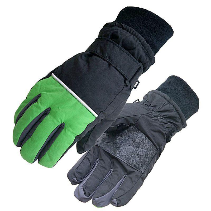 Kids Ski Gloves Winter Warm Waterproof Windproof Winter Children Outdoor Mittens