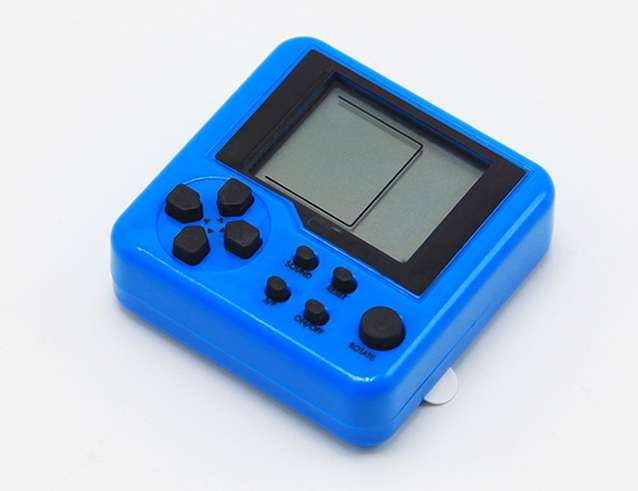 Electronic Games For Children Mini Russian Box Console Classic Nostalgic Retro Style Battery Operated Electronic Game/tetris