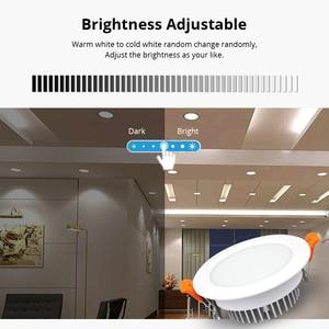 Image 4 - Умный светильник ZigBee 3,0, 12 Вт, совместисветильник с Smartthings Hub Echo plus Smart светильник ing