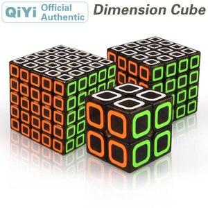 Magic Cube Puzzles QiYi Dimension 2x2x2 3x3x3 4x4x4 5x5x5 Pyramid Skewed Ivy Speed Antistress Educational Toys For Children