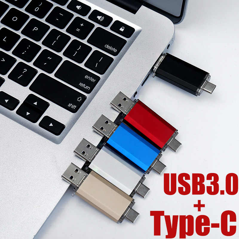 Photostick 128Gb 256Gb TYPE-C Usb Flash Drive High Speed 64Gb Usb C Memory Stick Pendrive Pen Drive 32Gb Type C Flashdrive 3.0