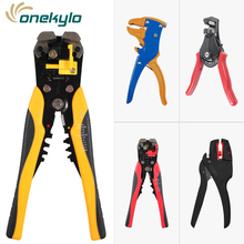 Self-Adjusting insulation Wire Stripper Cable Cutter Multitool Stripping Tools Crimping Pliers Crimper