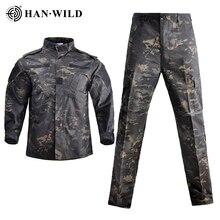 Pants Military-Uniform Security Multicam Army-Suit Tactical-Combat-Jacket Special-Force