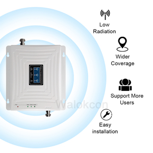 Image 4 - GSM 900 DCS 1800 WCDMA 2100 MHz 셀룰러 신호 부스터 70dB 이득 2G 3G 4G 트라이 밴드 모바일 신호 리피터 GSM B1 B3 증폭기