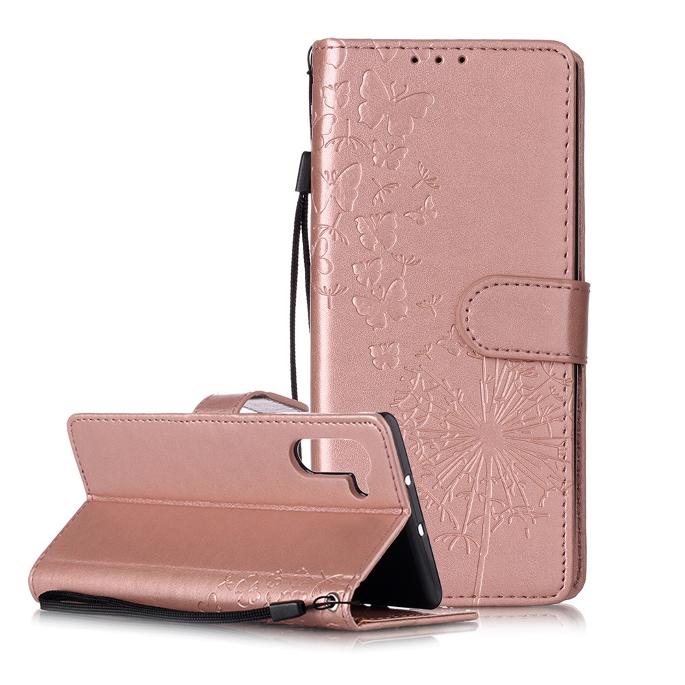 Case For Samsung Galaxy Note 10 Hot 6.3Inch Leather Soft Phone Flip Stand Case Cover Wallet Case For Samsung Galaxy Note 10
