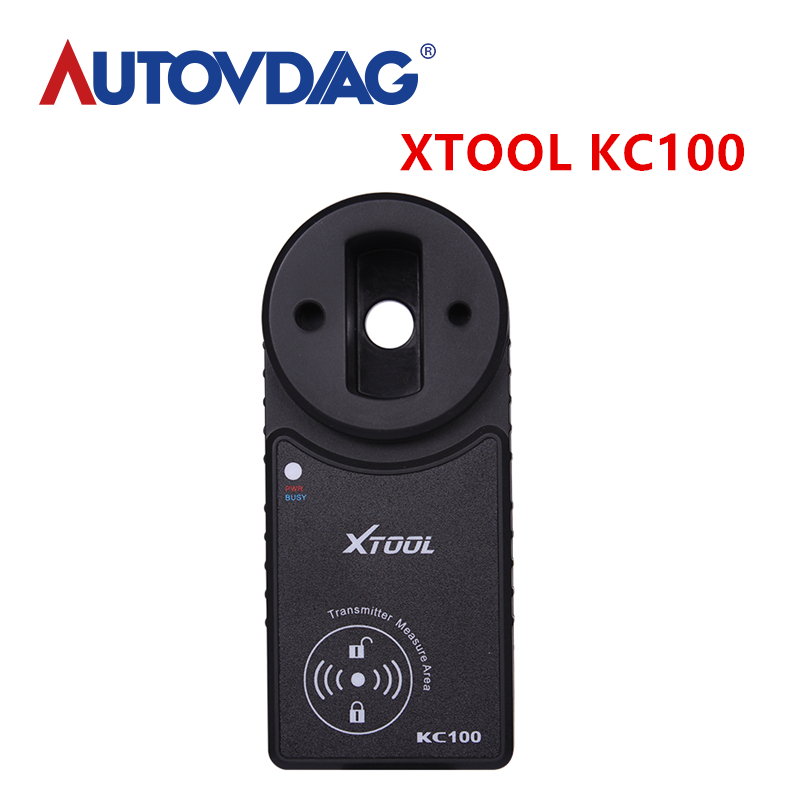 XTOOL KC100 Car Diagnostic Tool KC 100 For X100 PAD2 Work For VW4&5th IMMO As X100 PAD2 PRO With Free Shipping