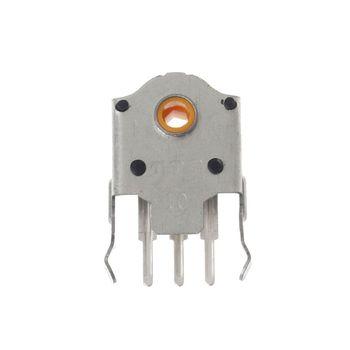 1 pc original ttc 10mm amarelo núcleo mouse codificador decodificador altamente preciso para logitech g102 g304 g305 kinzu v1 v2