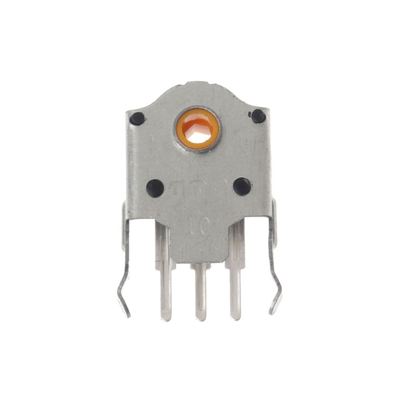 1PC Original TTC 10mm Yellow Core Mouse Encoder Decoder Highly Accurate For Logitech G102 G304 G305 KINZU V1 V2