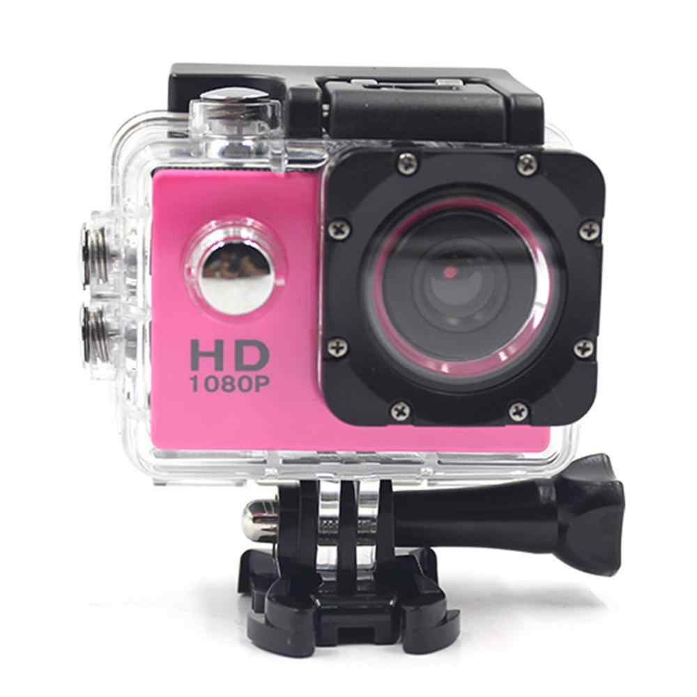 1080P Outdoor Sport Actie Mini Camera Waterdichte Cam Screen Kleur Waterbestendig Video Surveillance Onderwater Camera