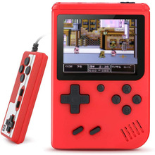 Portable Mini game Console, Handheld Game Console, Retro Game Console, 8-bit 3.0-Inch Color LCD Game Console