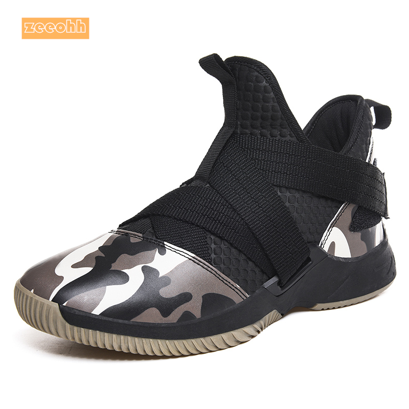 Men Basketball Shoes High Top Basket Shoes Men Ankle Boots Athletic Basketball Sneakers Zapatillas De Baloncesto Para Hombre