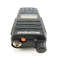 """vhf uhf 2pcs Baofeng DM-1801 Ham Radio מכשיר הקשר 50 ק""""מ VHF UHF כפול זמן חריץ DMR רדיו דיגיטלי אנלוגי DM 1801 טאקי Walki מקמ""""ש (4)"""