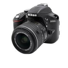 Cámara D3300 DSLR con lentes de 18-55mm, Kits (nueva)