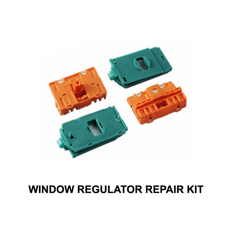For Audi A6 4B C5 1997-2006 Window Regulator Repair Clips For Audi A3 8L 1996-2003 2/3 Doors Front Left And Right 4B0837461