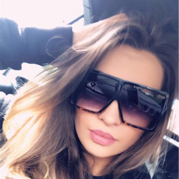 Big Frame Oversized Women Sunglasses 1