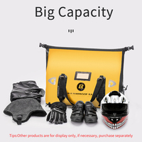 ROCKBROS 60L Women Men Gym Bag Waterproof Portable Sport Bag Large Capacity Reflective Fitness Yoga Bag Shoulder Travel Pannier