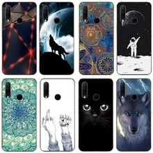Patterned Case for Lenovo K10 Note Soft TPU Case Phone Back