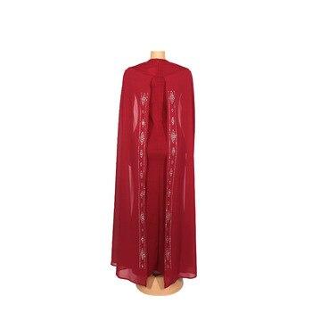 Muslim Fashion Cloak Dress Pakistani Dresses Abayas For Women Robe Islam Clothing Abaya Dubai Arabic