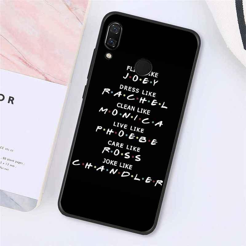 Maiyaca friends tv 쇼 Xiaomi Redmi4X 6A 9 8A note 9 pro 5Plus Note4 Note5 7 Note6Pro 8T