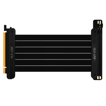 PC high-speed pci-e 3.016x vertical fixed steering vertical flexible connector cable riser card expansion port adapter orico pvu3 5o2i usb3 0 5 port pci e expansion card with dual chip high speed 5gbps black pcba with 20 pin slot