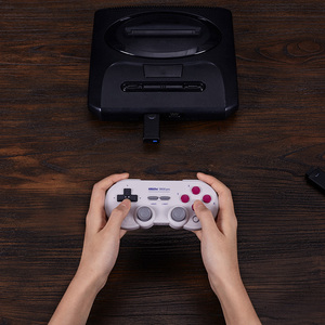 Mini 8BitDo Retro Adapter Empfänger für MEGA Drive Sega Genesis Für PS3/PS4/PS4 Pro/Wii mote/Schalter Pro/Freude Con Spiel Konsole Videospielkonsolen    -