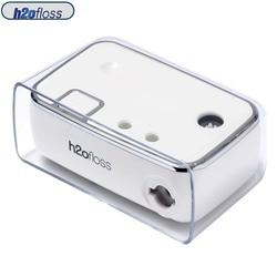 h20floss 400ml 3 Modes USB Rechargeable irrigator oral irrigator water flosser teeth cleaner irrigador dental profesional