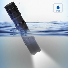 BRELONG High-Power Mini Flashlight LED Waterproof Keychain Carry Outdoor Camping Tactical Flashlight Light