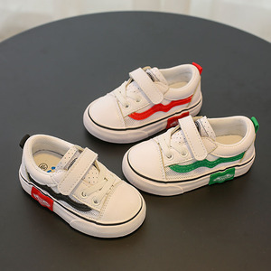 Image 5 - Baby Shoes Girls Boys 1 3 Years Old Net Breathable Toddler Shoes White 2019 Spring Summer New Baby Casual Shoes Boy