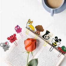 1 pcs Game of Thrones Bookmarks para Miúdos Dos Desenhos Animados Figuras de Mini Marca de Livro de Papel Clipes para o Professor Da Escola Material de Escritório presente do partido