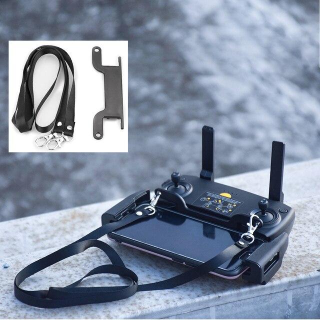 Dual haken Halterung Schnalle für DJI MAVIC 2 PRO Zoom Funken Air 2 Mavic Mini Zubehör Lanyard Sicherheit schlinge Seil Halterung