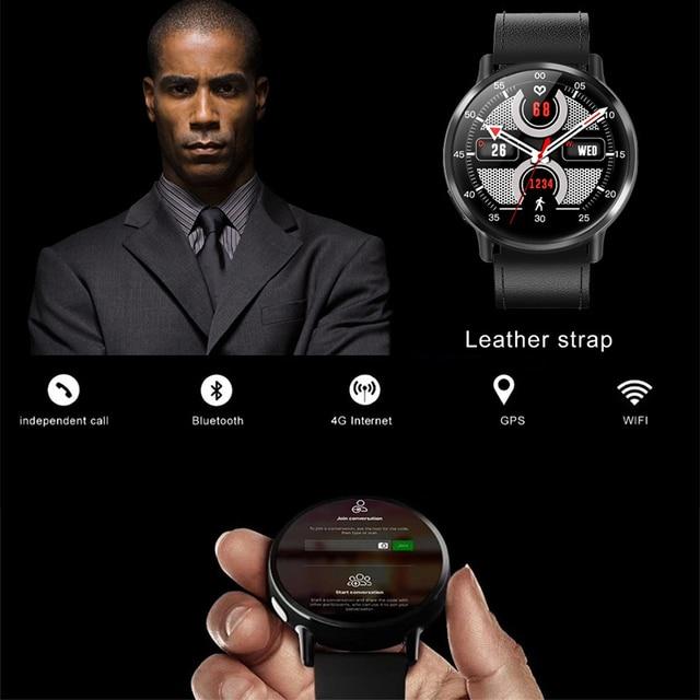 Fitness Tracker IP67 Waterproof  Wifi GPS Smartwatch 2