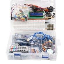 GREATZT Kit de iniciación RFID para Arduino UNO R3, versión mejorada, Suite de aprendizaje con caja de venta al por menor