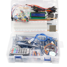 GREATZT RFID החדש Starter ערכת עבור Arduino UNO R3 משודרג גרסה חבילת למידת עם תיבה הקמעונאי